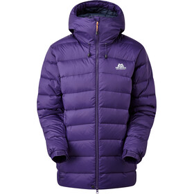 Mountain Equipment Senja Chaqueta Mujer, tyrian purple